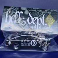 Hot Wheels Hells Dept 10th Years Anniversary 55 Chevy Bel Air Gasser