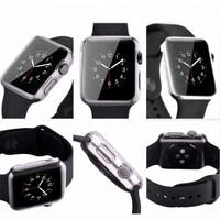Bumper Hard case apple iwatch 1 2 3 4 5 6 bening screen protector