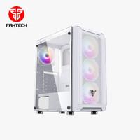 Casing PC Gaming Fantech AERO CG80 Tempered Glass Include 4 Fan