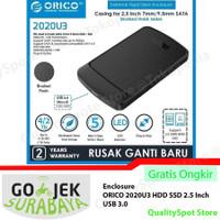 Enclosure ORICO 2020U3 HDD SSD 2.5 Inch USB3.0 Casing Hardisk External