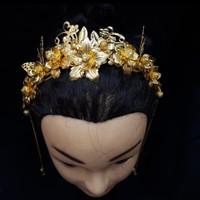 Mahkota Headpiece Chinese Gold HCH04