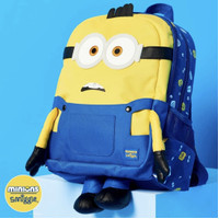 Smiggle Backpack Minion Tas Ransel Anak Character Junior Original