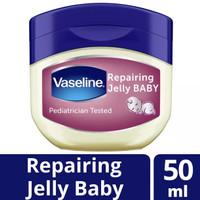 100% VASELINE Repairing Petroleum Jelly for Babies Baby 50 ml bayi