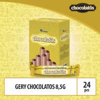 Gery Chocolatos 8.5g - Showbox Isi 24 Pcs (WCG4)