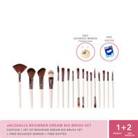 Jacquelle Beginner Dream Big Brush Set