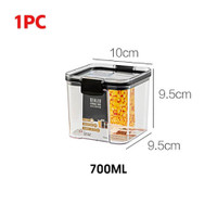 Toples Wadah Penyimpanan Makanan Food Storage Container