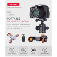 YELANGU Dolly Slider Motorized Kamera DSLR with Remote Control - L4X