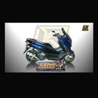 Knalpot K'Race Performance Yamaha Nmax 155 New 2020 Fullsystem