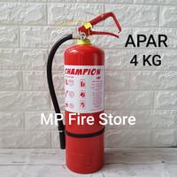 APAR 4 kg Tabung Pemadam Api fire extinguisher ABC Dry Powder 4kg