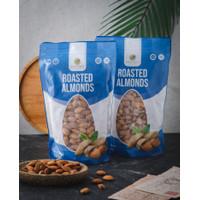 Roasted Almond / Almond Panggang 500gram ( Francis Organic )