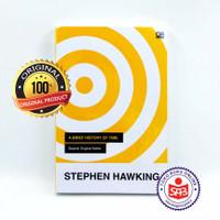 A Brief History of Time Sejarah Singkat Waktu - Stephen Hawking