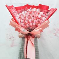 Money Bouquet / Kado Ulangtahun Buket Uang Mawar 3,8jt MB1020