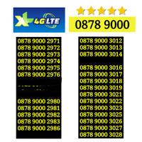 NOMOR CANTIK XL 4G LTE KARTU PERDANA XL AXIATA NOCAN XL NOMER XL 9000