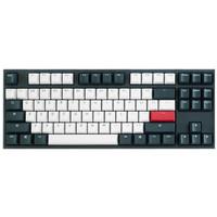 Ducky One 2 Tuxedo TKL Mechanical Keyboard - Cherry MX BLue
