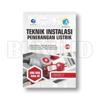 Buku Teknik Instalasi Penerangan Listrik SMK/MAK Kelas XII (4 tahun)