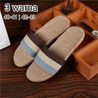 sandal rumah | sandal hotel | sandal slop LEMBUT NYAMAN - 37-38