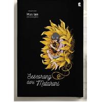 Buku Novel SESEORANG DARI MATAHARI Ian tersandungkata Gradien Media