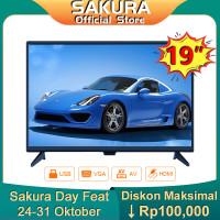 Sakura TV 19 inch HD Ready TV LED Televisi (TCLG-S19A)