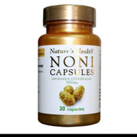 natures health noni capsules 500mg isi 30