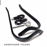 Handguard- Handgat Tulang Besi Motor Klx- Supermoto -Xride-Beat Street