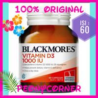 Blackmores Vitamin D3 1000 iu Vit D3 1000iu vit D-3