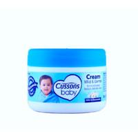 cussons baby cream 50gr mild and gentl