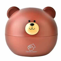 Riancy Kotak Tisu Gulung Tissue Roll Box Model Bear - RB5561