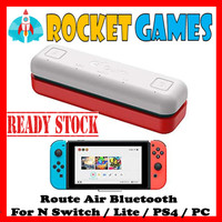 GULIkit Route+ Air Bluetooth Adapter Nintendo Switch / PS4 RED