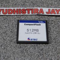 Memory CF Card 512MB Original Compact Flash for Industrial Kamera Toys