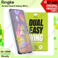 Screen Guard Galaxy M31s Ringke Dual Easy Wing Anti Gores