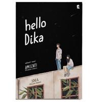 Buku Novel Romance HELLO DIKA Amiizati Gagas Media Terlaris