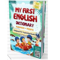 Buku My First English Dictionary Yurinda Dini Cikal Aksara