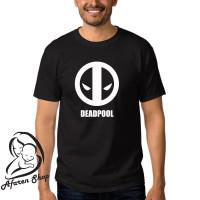 kaos baju t-shirt movie unisex premium deadpool