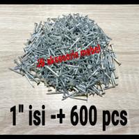"""PAKU KALSIBOARD 1"""" isi 600pcs / PAKU CALCIBOARD KALSIBOT GYPSUM 25 mm"""