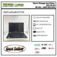 Dell Latitude E7270 |Core i5-Gen 6 |Camera - Ram 8 - SSD 128