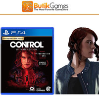 Control Ultimate Edition PS4 PS5 Game PS4 PS5