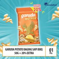 Garuda Potato Daging Sapi BBQ