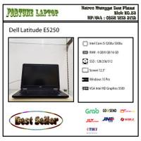 Dell Latitude E5250 -Core i5 -Gen 5 -RAM 8 GB -SSD 128 GB - RAM 8-SSD 128