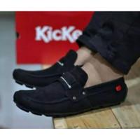 COD !! Sepatu Slop Pria Kickers PAPARA Sepatu Kasual Slip on Pria
