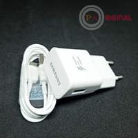 Charger Samsung S8 S9 S10 Fast Charging Original Type C - Putih