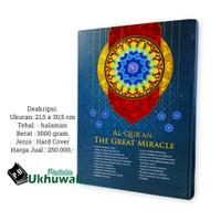 Al Quran The Great Miracle Terjemah Dua Bahasa