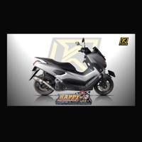 Knalpot K'Race Performence Yamaha Nmax 150 OLD Fullsystem