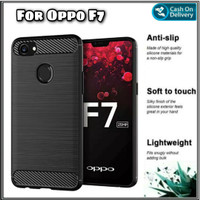 Oppo F7 Case New Edition Casing Slim Hp Back Cover F 7
