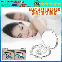Alat Anti Dengkur Penghilang Ngorok Anti Snore Stopper Magnetic