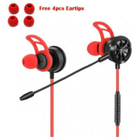 Headset GAMERS T10 / In-ear Gaming Earphone With Dual Microphone