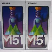 Samsung Galaxy M51 8/128 Gb Resmi SEIN