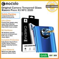 Mocolo Anti Gores Kamera Lens Camera Tempered Glass Poco X3 NFC - Kaca