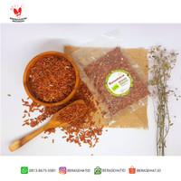 Beras Merah Organik 100gram - Beras Sehat - MPASI - Berasehat.id