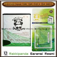 Baterai RakkiPanda For Huawei Y336 Y500 Y535 Y541 HB5V1 Double Power