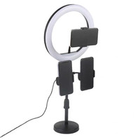 Ring Light Desktop Phone Holder with tripod CXB-260A